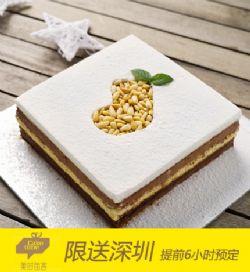 美时每客蛋糕/深圳的雪