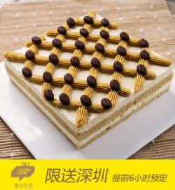 美时每客蛋糕/栗蓉淡奶