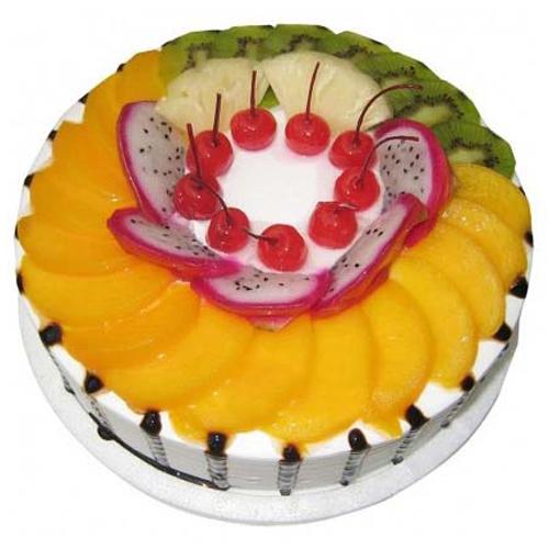 水果蛋糕/金玉满堂(8寸)
