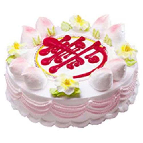 祝寿蛋糕/福寿安康(8寸)