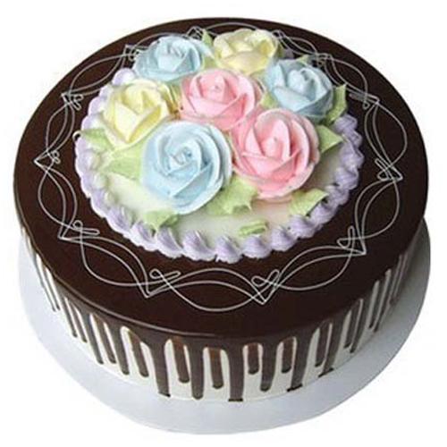 鲜奶蛋糕/幸福家园(8寸)
