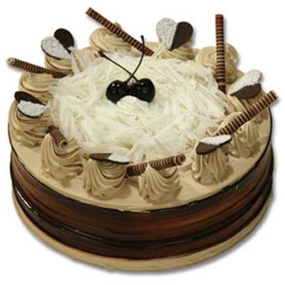 鲜奶蛋糕/德式浪漫(8寸)
