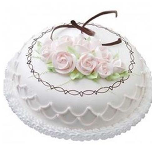 鲜奶蛋糕/花海(8寸)