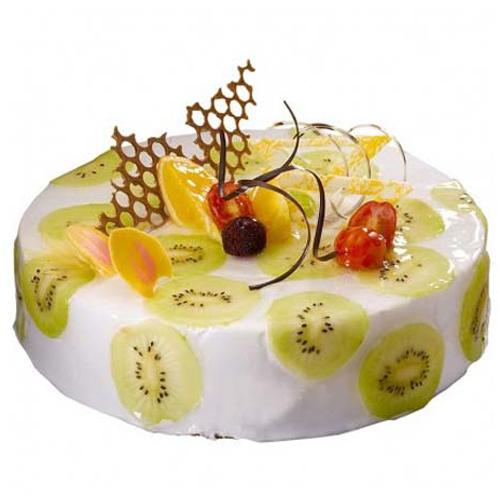 鲜奶水果蛋糕/鲜奶水果蛋糕(8寸)