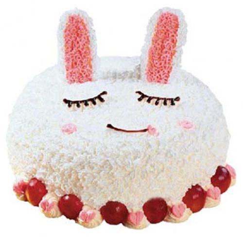 儿童蛋糕/咪咪兔(8寸)