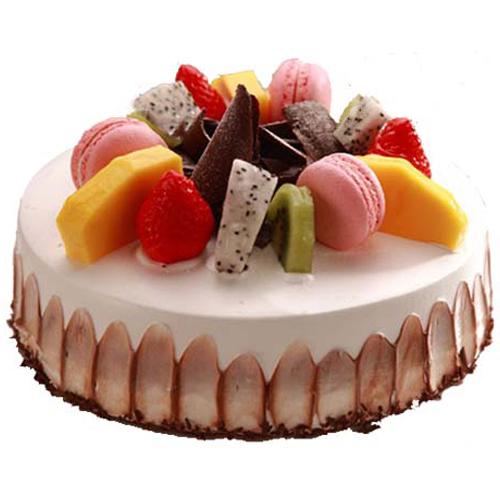 水果蛋糕/与众不同(6寸)