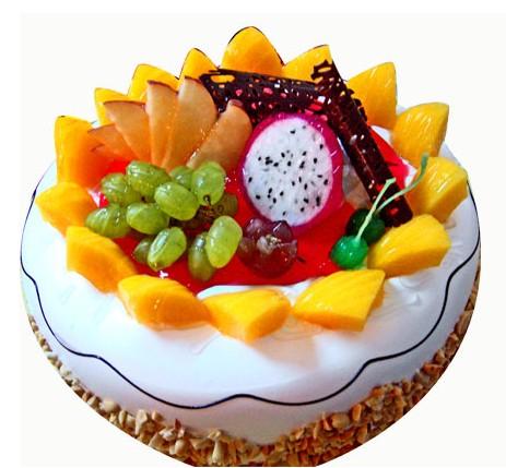 水果蛋糕/爱的承诺