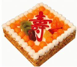 祝寿蛋糕/寿无疆