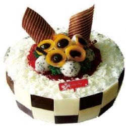 巧克力蛋糕/流金岁月