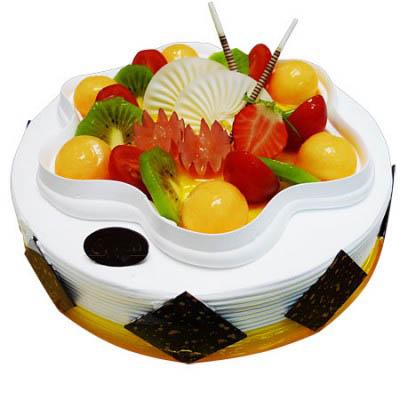 水果蛋糕/果香蜜意