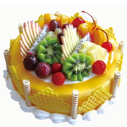 水果蛋糕/�r果之橙