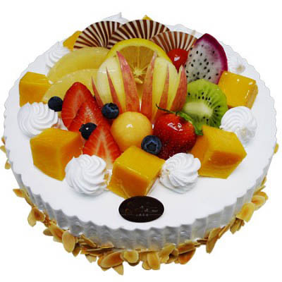 水果蛋糕/鲜果奇缘