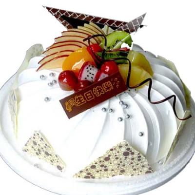 水果蛋糕/果子奇缘