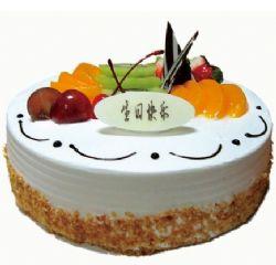 水果蛋糕/欢乐时光