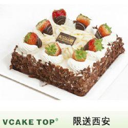 西安vcake蛋糕/最爱(6寸/1.5磅)