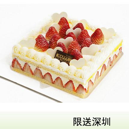 深圳vcake蛋糕/依恋(6寸/1.5磅)