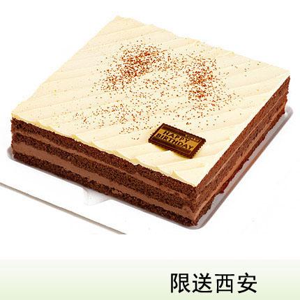 西安vcake蛋糕/卡布奇�Z(6寸/1.5磅)