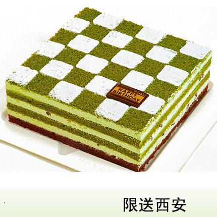 西安vcake蛋糕/京都抹茶 (6寸/1.5磅)
