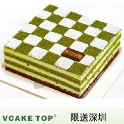 深圳vcake蛋糕/京都抹茶 (6寸/1.5磅)