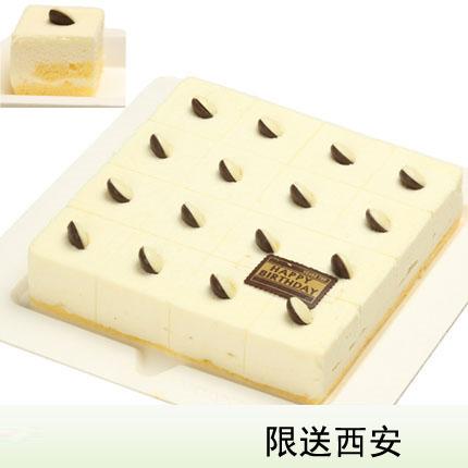 西安vcake蛋糕/榴莲慕斯(6寸/1.5磅)