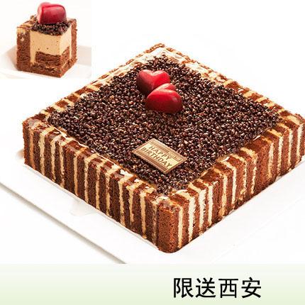西安vcake蛋糕/榛心相映(6寸/1.5磅)