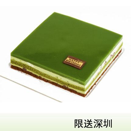 西安vcake蛋糕/水晶绿茶(6寸/1.5磅)