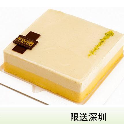 深圳vcake蛋糕/香草情�(6寸/1.5磅)