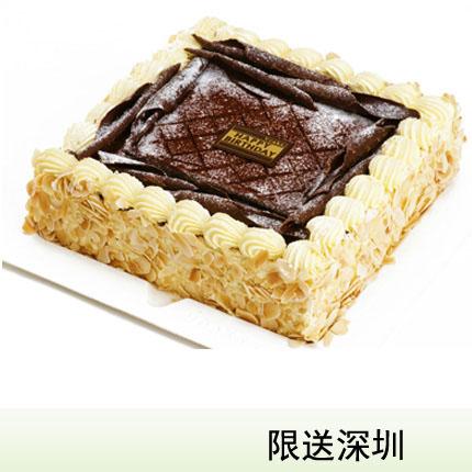 深圳vcake蛋糕/�_�R��F(6寸/1.5磅)
