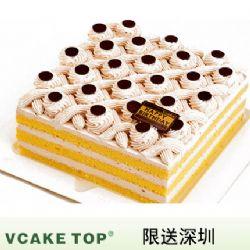 深圳vcake蛋糕/栗蓉方格(6寸/1.5磅)