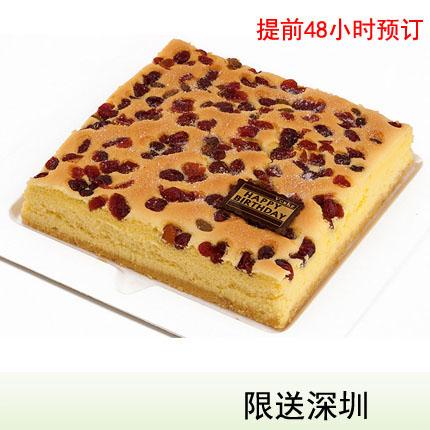 深圳vcake蛋糕/蔓越乳酪(6寸/1.5磅)