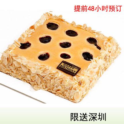 深圳vcake蛋糕/蓝莓乳酪(6寸/1.5磅)