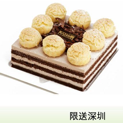 深圳vcake蛋糕/泡芙奶油(6寸/1.5磅)