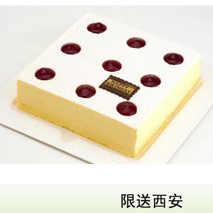 西安vcake蛋糕/泉心泉意(6寸/1.5磅)