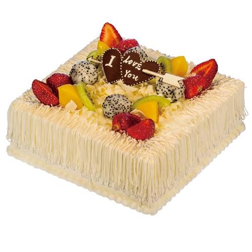 好利来蛋糕/一见倾心(8寸)