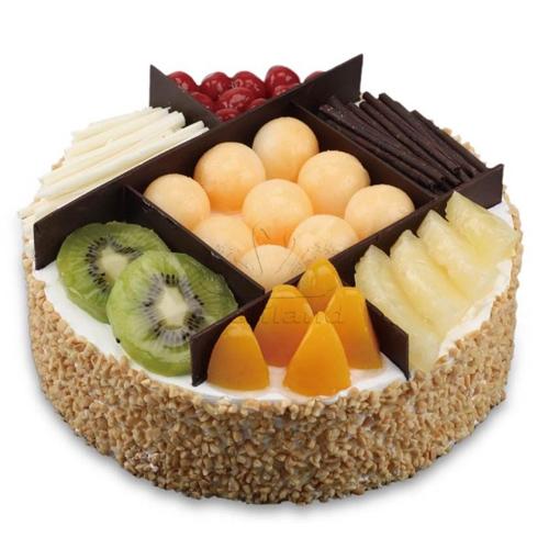 好利来蛋糕/水果寿司(8寸)