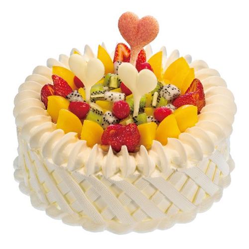 好利来蛋糕/花漾甜心(8寸)