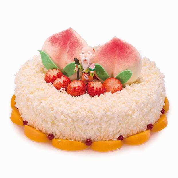 好利来蛋糕/仙翁贺寿