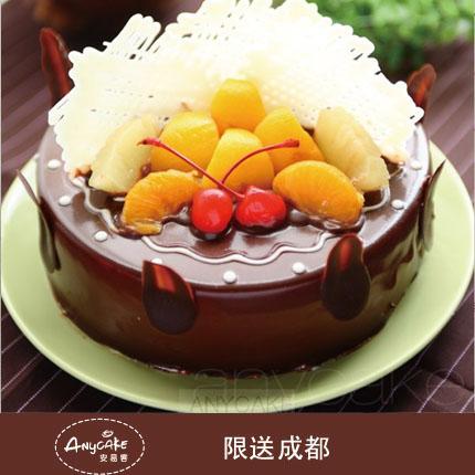 安易客蛋糕/欢乐乐章{8寸}