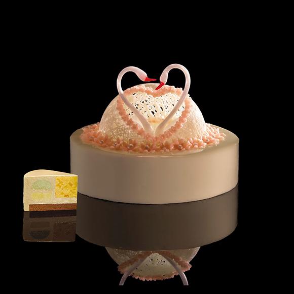 黑天鹅蛋糕/天空恋人(6寸)