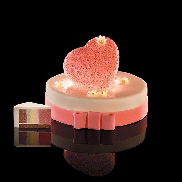 黑天鹅蛋糕/粉红之约(8寸)