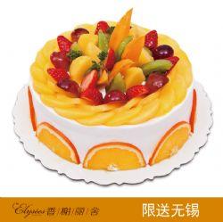 香榭丽舍蛋糕 夏威夷之恋 水果蛋糕