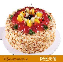 香榭丽舍蛋糕 撒哈拉  水果蛋糕