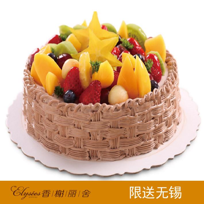 manbetx体育 果之盛宴  水果蛋糕