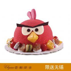 香榭丽舍蛋糕  愤怒的小鸟  儿童蛋糕
