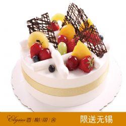 香榭丽舍蛋糕  诺曼底  慕斯蛋糕