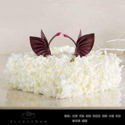 黑天鹅蛋糕/至美(6寸)