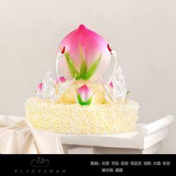 黑天鹅蛋糕/德寿千秋(下40cm+上20cm)