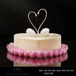 黑天鹅蛋糕/玫瑰蜜语-Sweet Talk in Roses(6寸)