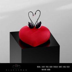 黑天鹅蛋糕/挚爱(6寸)