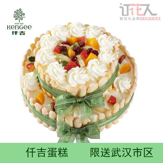 仟吉蛋糕 手指蛋糕 �p�拥案� 水果生日蛋糕